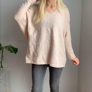 Free People oversized sweater m medium